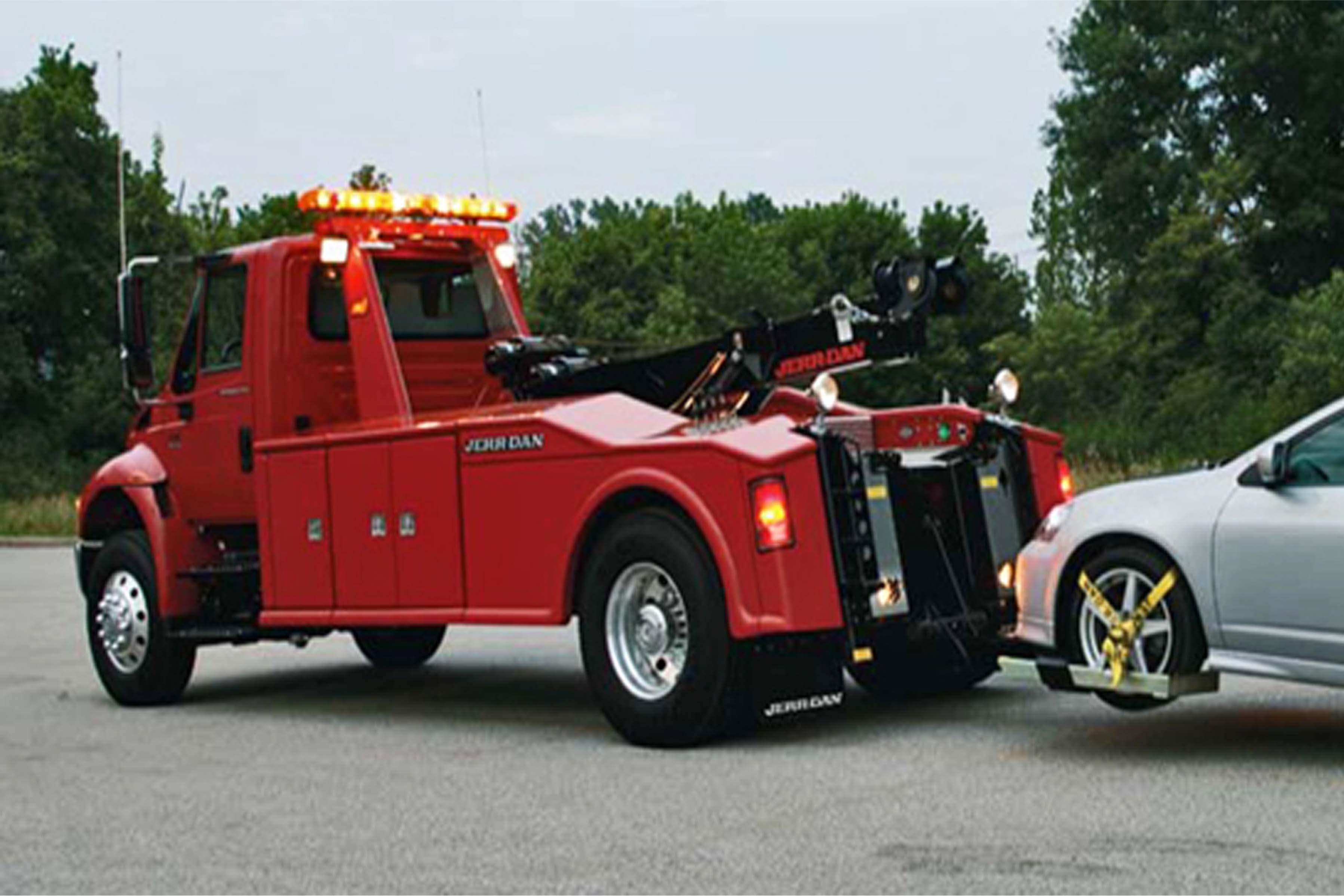 Jerr Dan 14 16 Ton Medium Duty Wrecker Eastern Wrecker Sales Inc