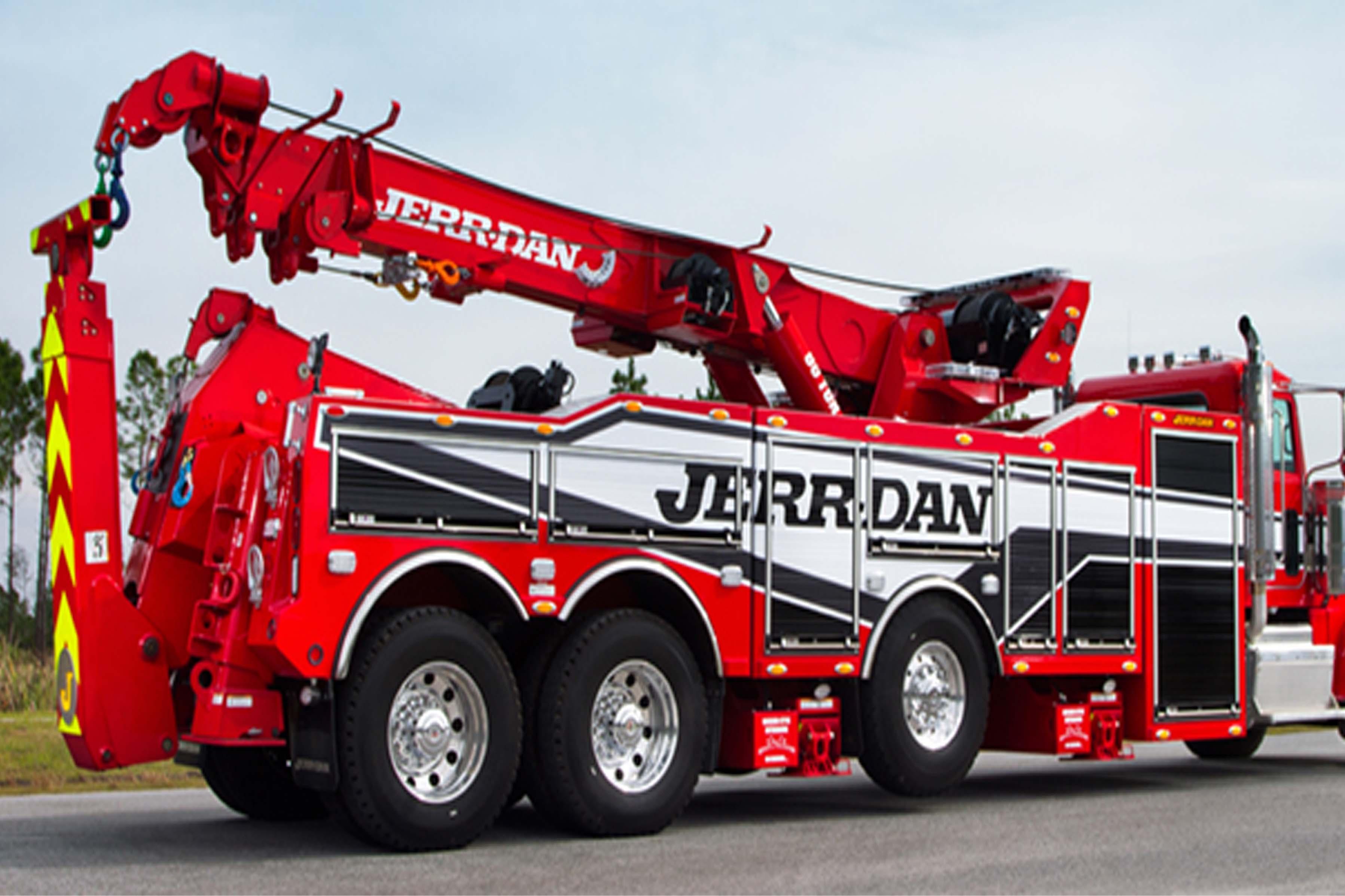 50 ton rotator   Tow truck, Towing, Trucks
