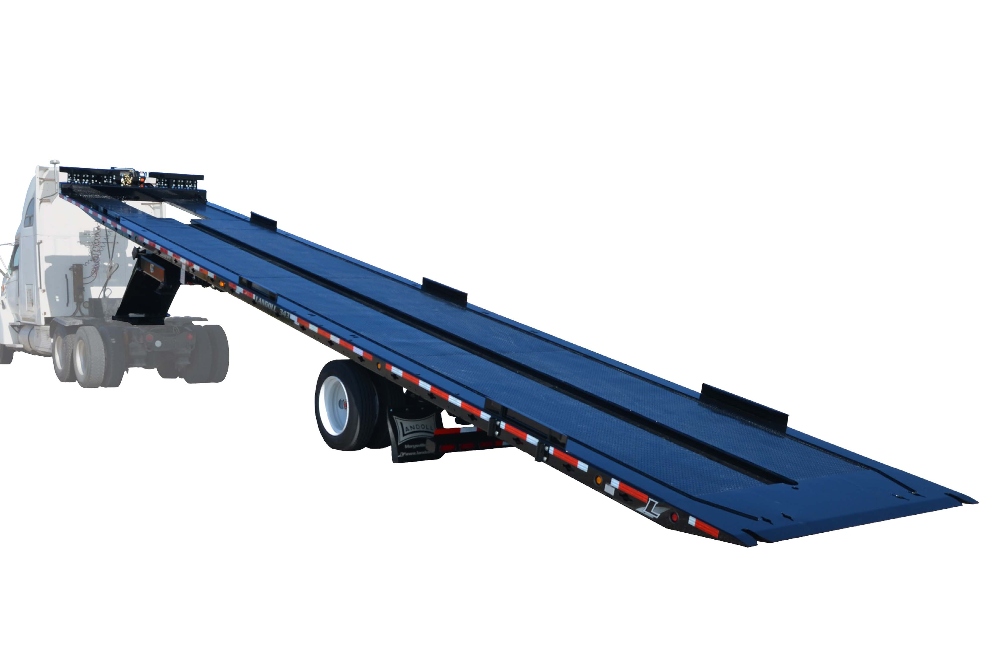 Car Carrier For Sale >> Landoll Model 343 Container Trailer – Eastern Wrecker Sales Inc