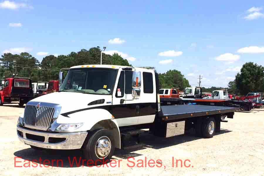 U on Used Extended Cab Rollback Wreckers Sale