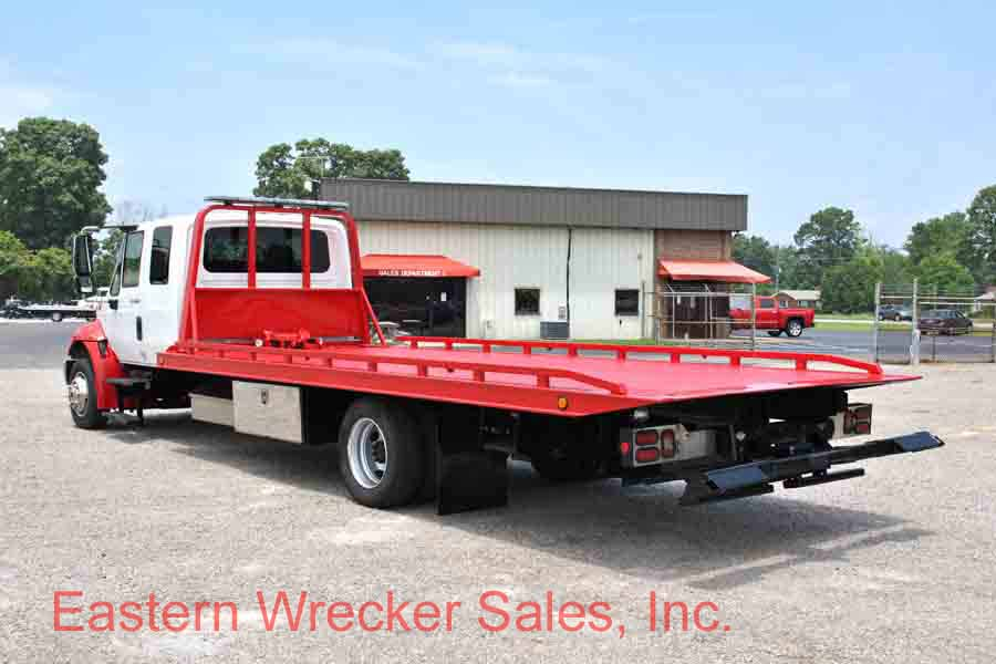U Driverrear on Used Extended Cab Rollback Wreckers Sale