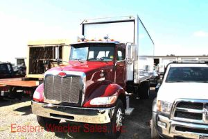 2008 Peterbilt 335 with 3 Removable Bodies