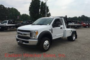 2017 Ford F450 with a Jerr Dan MPL NGS Wrecker Tow Truck for Sale. Towing, Recovery, Transport.