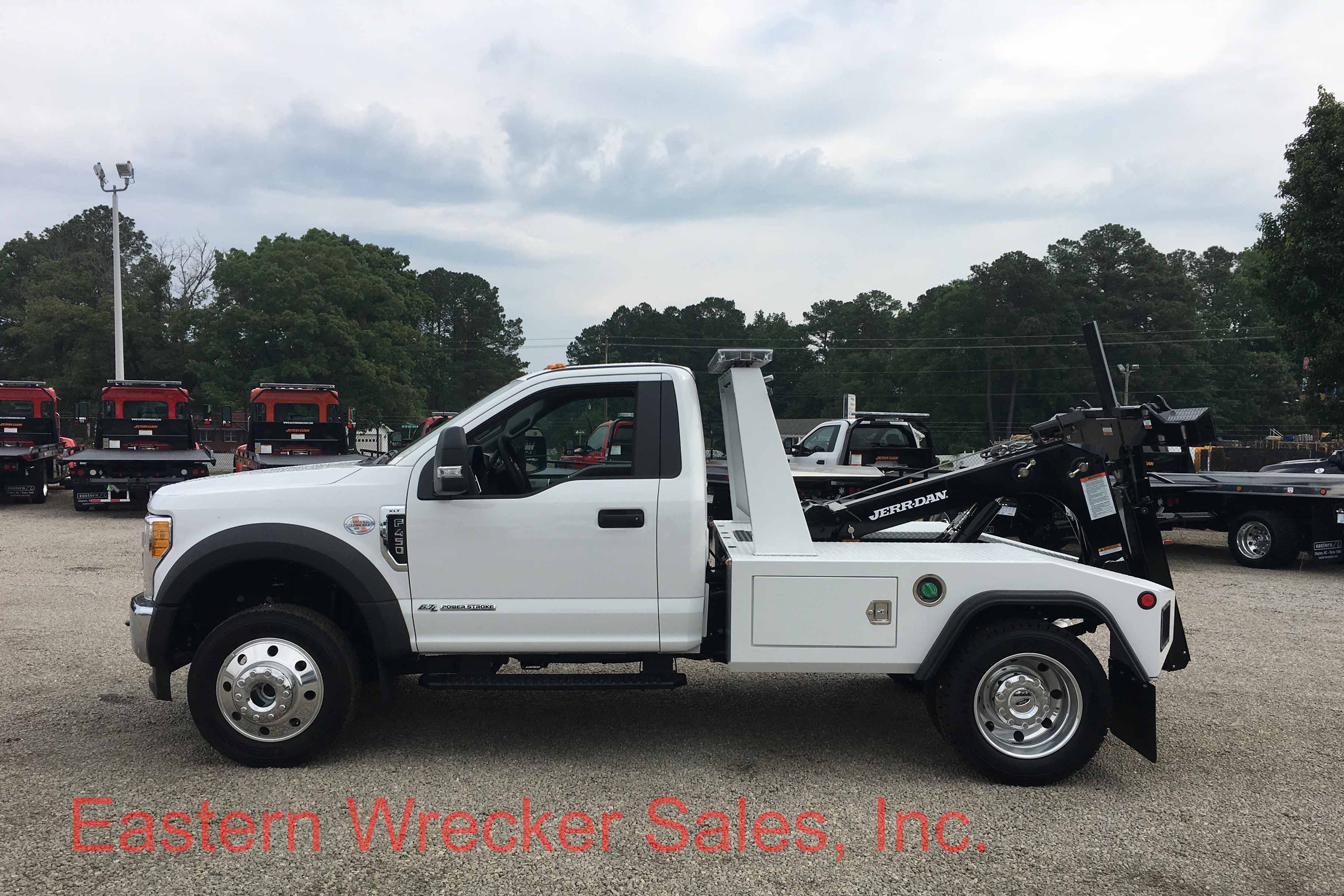 2017 ford f450 xlt 4x4 with jerr dan self loading wrecker mpl ngs eastern wrecker sales inc. Black Bedroom Furniture Sets. Home Design Ideas