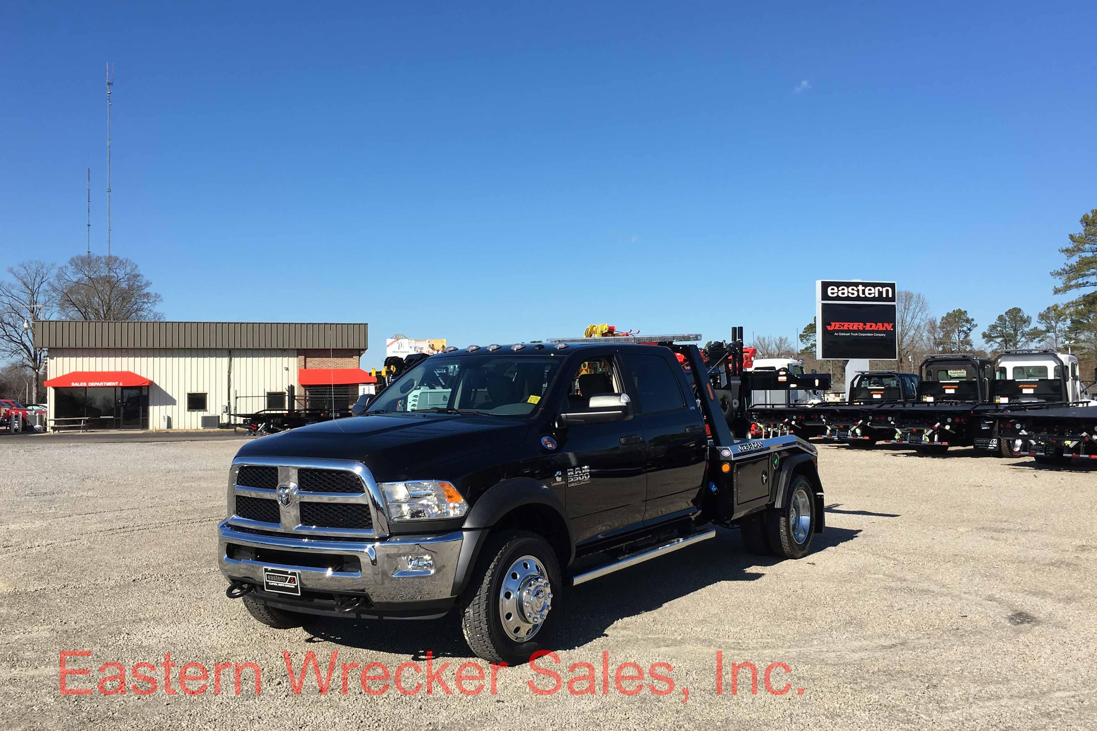 Dan Cummins Used Cars >> 2017 Dodge 5500 Quad Cab 4X4 with Jerr-Dan MPL40 Self-Loading Wrecker   Eastern Wrecker Sales Inc