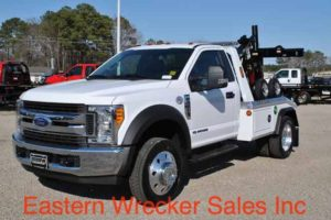 2017 Ford F450 with Jerr-Dan MPL40 Twin Line and Self Loading Wheellift, Stock #F2283