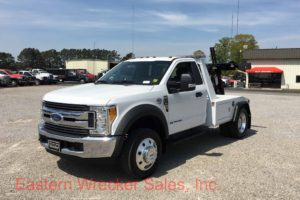 2017 Ford F450 with a Jerr Dan MPL-NGS Self Loading Wrecker - Tow Truck for Sale - Towing, Recovery, Transport.