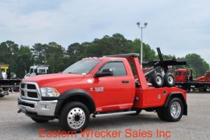 2013 Dodge 4500 with Jerr-Dan MPL-NG Self Loading Wrecker