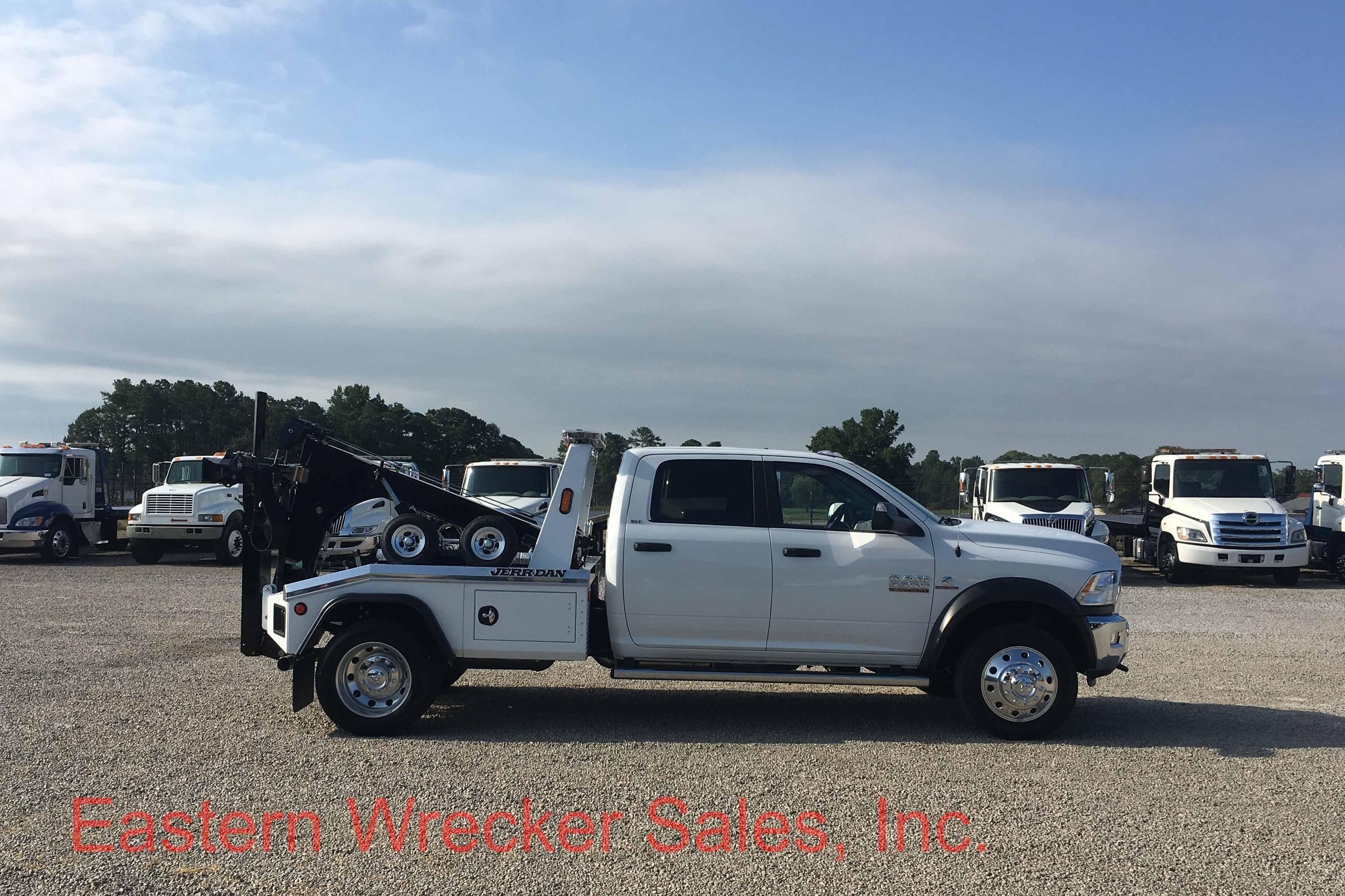 d1974 side ps 2017 dodge quad cab tow truck for sale jerr dan wrecker mpl towing twin line. Black Bedroom Furniture Sets. Home Design Ideas