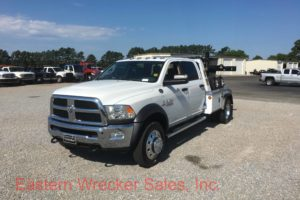 2017 Dodge Ram Quad Cab Tow Truck For Sale. Jerr Dan Wrecker - Towing, Recovery, Transport.