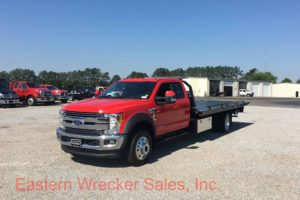2017 Ford F550 Lariat Jerr Dan Tow Truck For Sale. Car Carrier, Towing, Recovery, Transport.