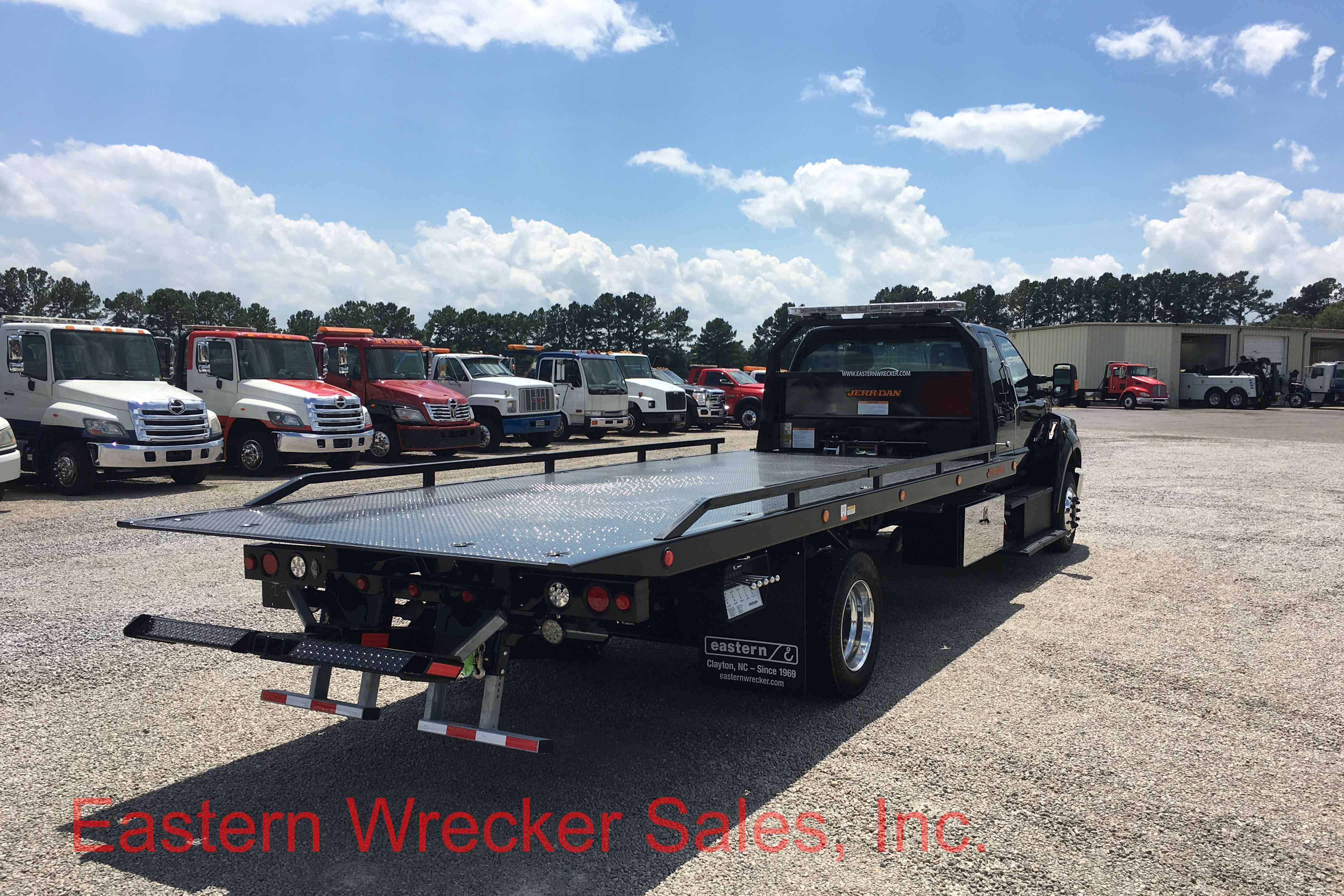 f6885a rear ps 2017 ford f650 tow truck for sale jerr dan