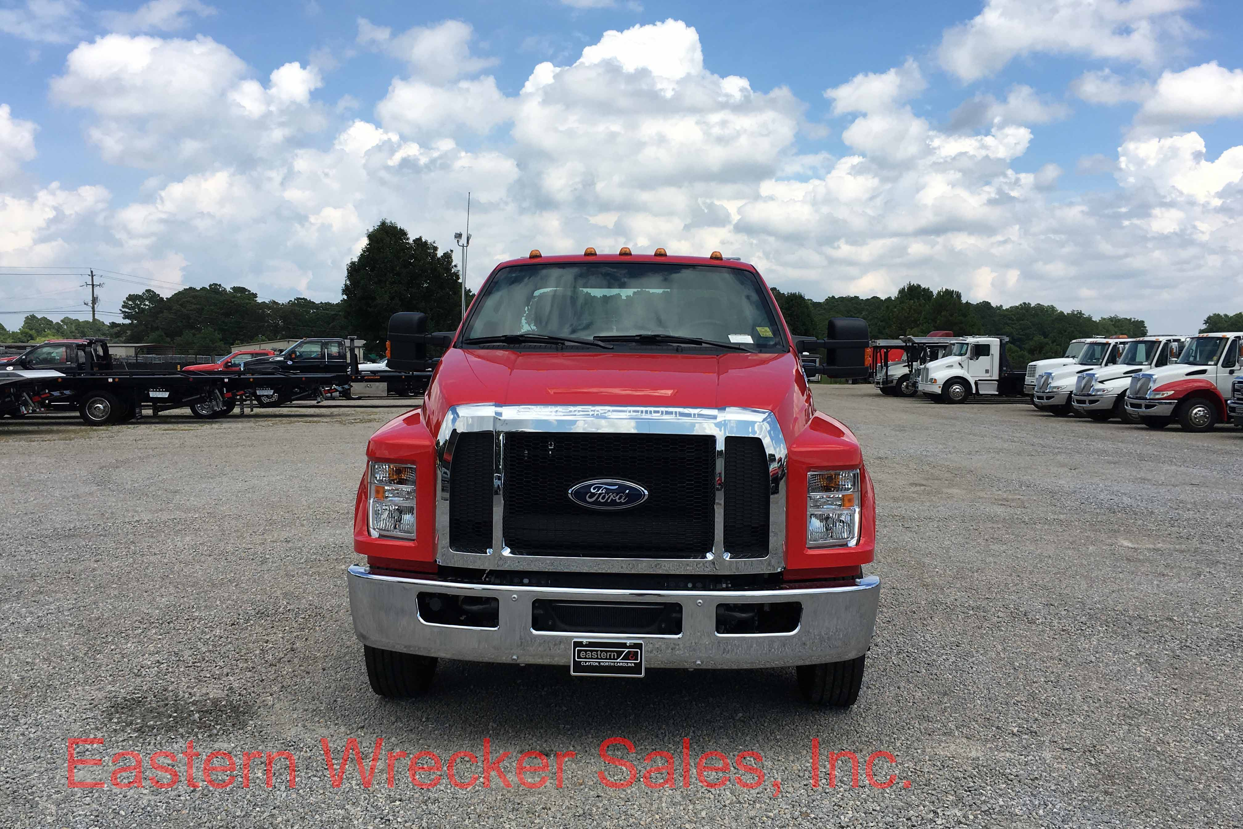Ford F650 Wrecker For Sale