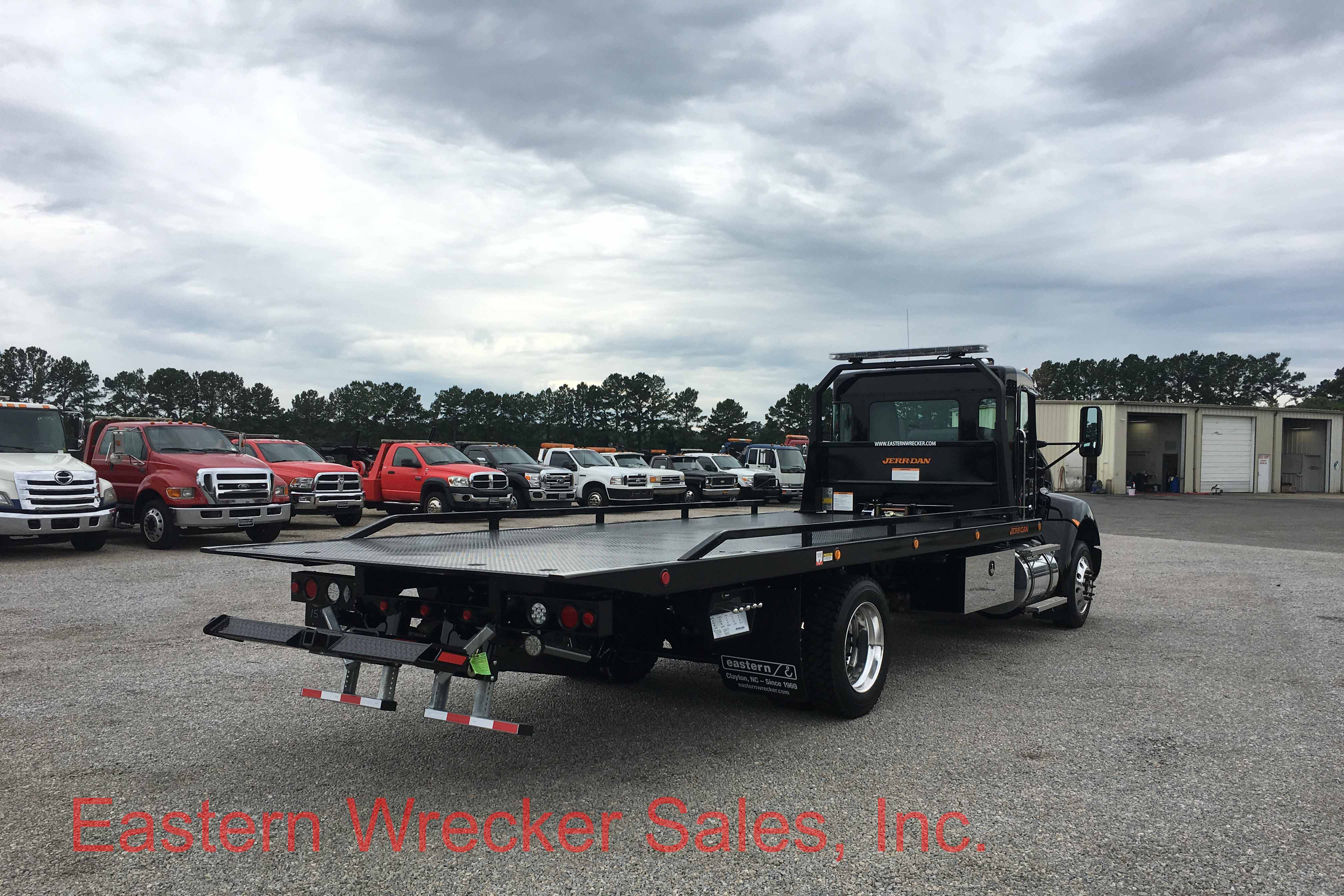Used Roll Back Flatbed Carrier For Sale | Autos Post
