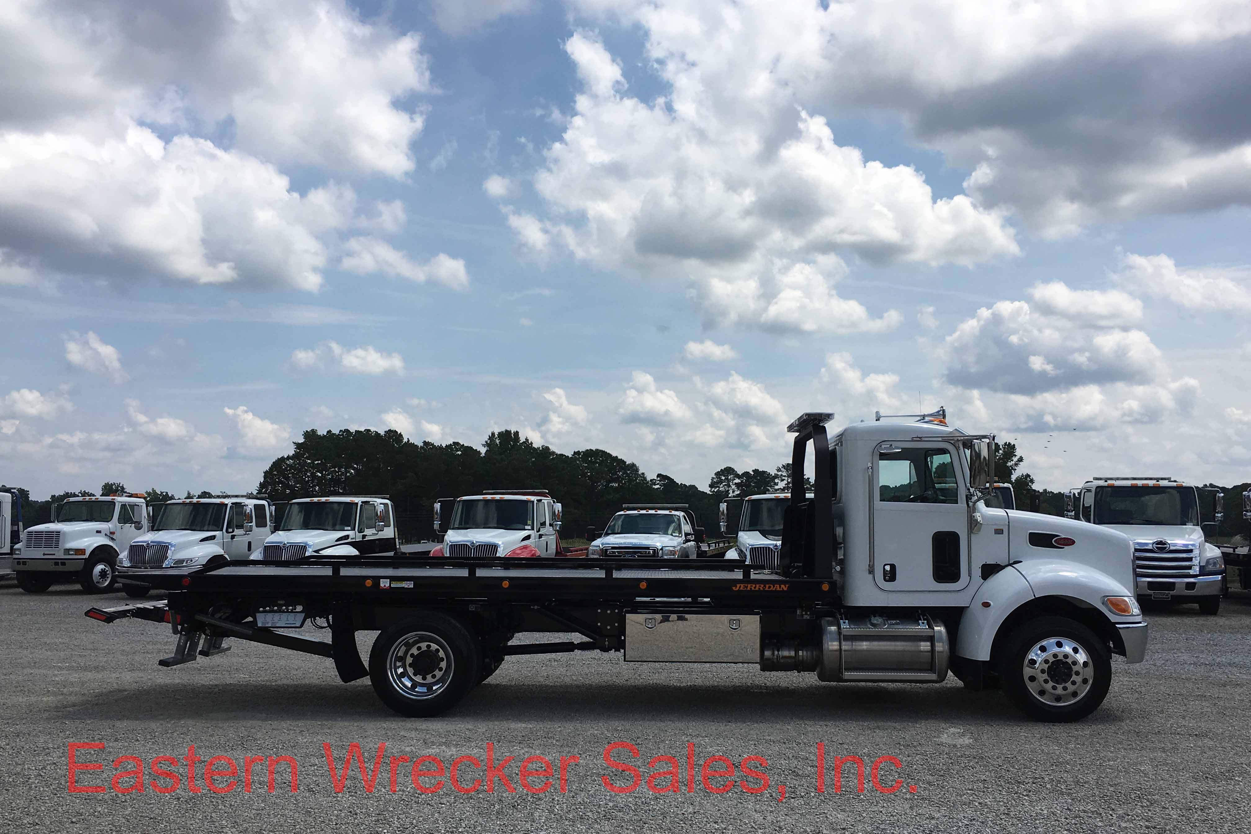 p2304 side ps 2018 peterbilt tow truck for sale jerr dan
