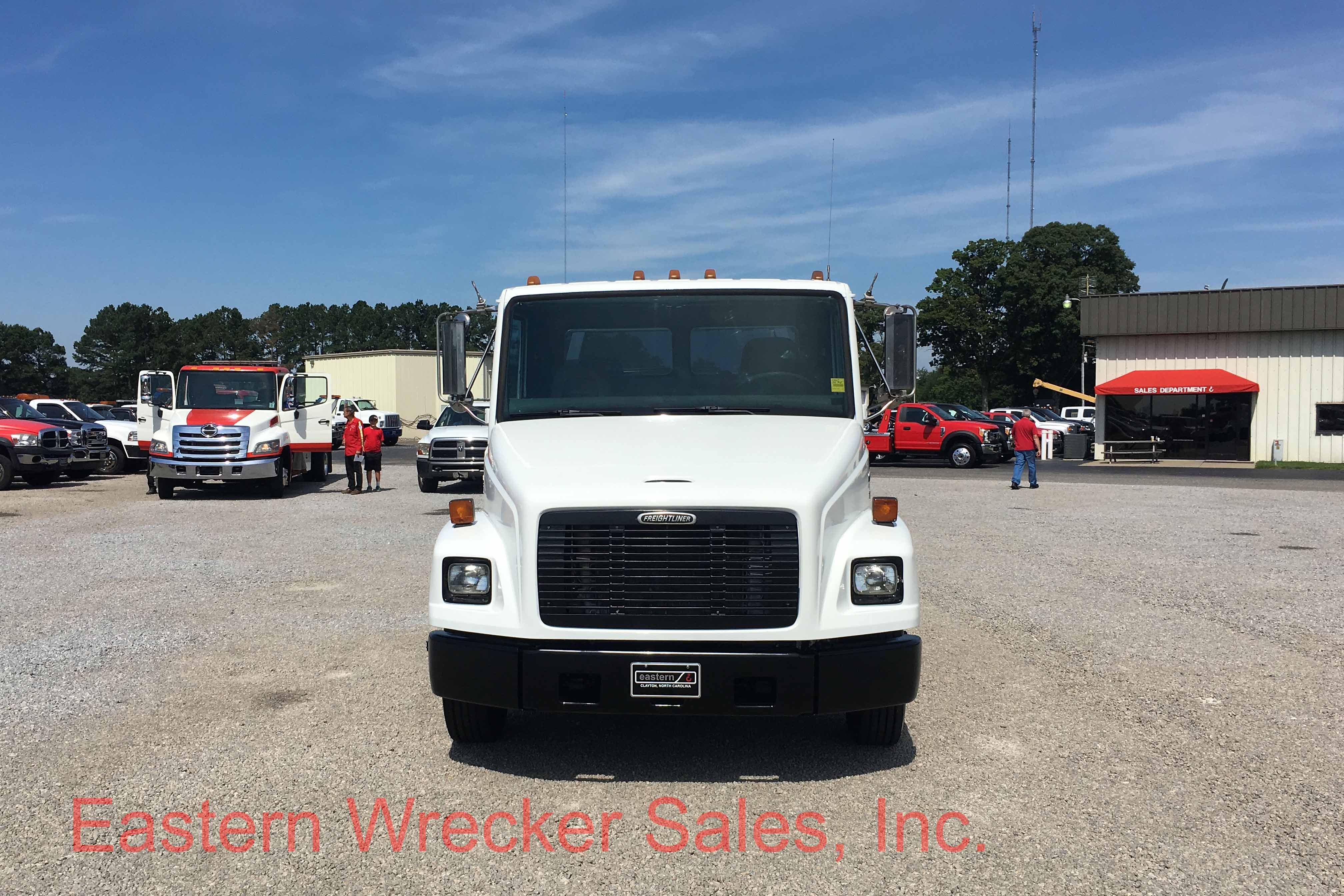 2000 freightliner century wrecker tow truck for sale