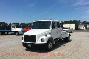 2000 Freightliner Century Wrecker Tow Truck For Sale.