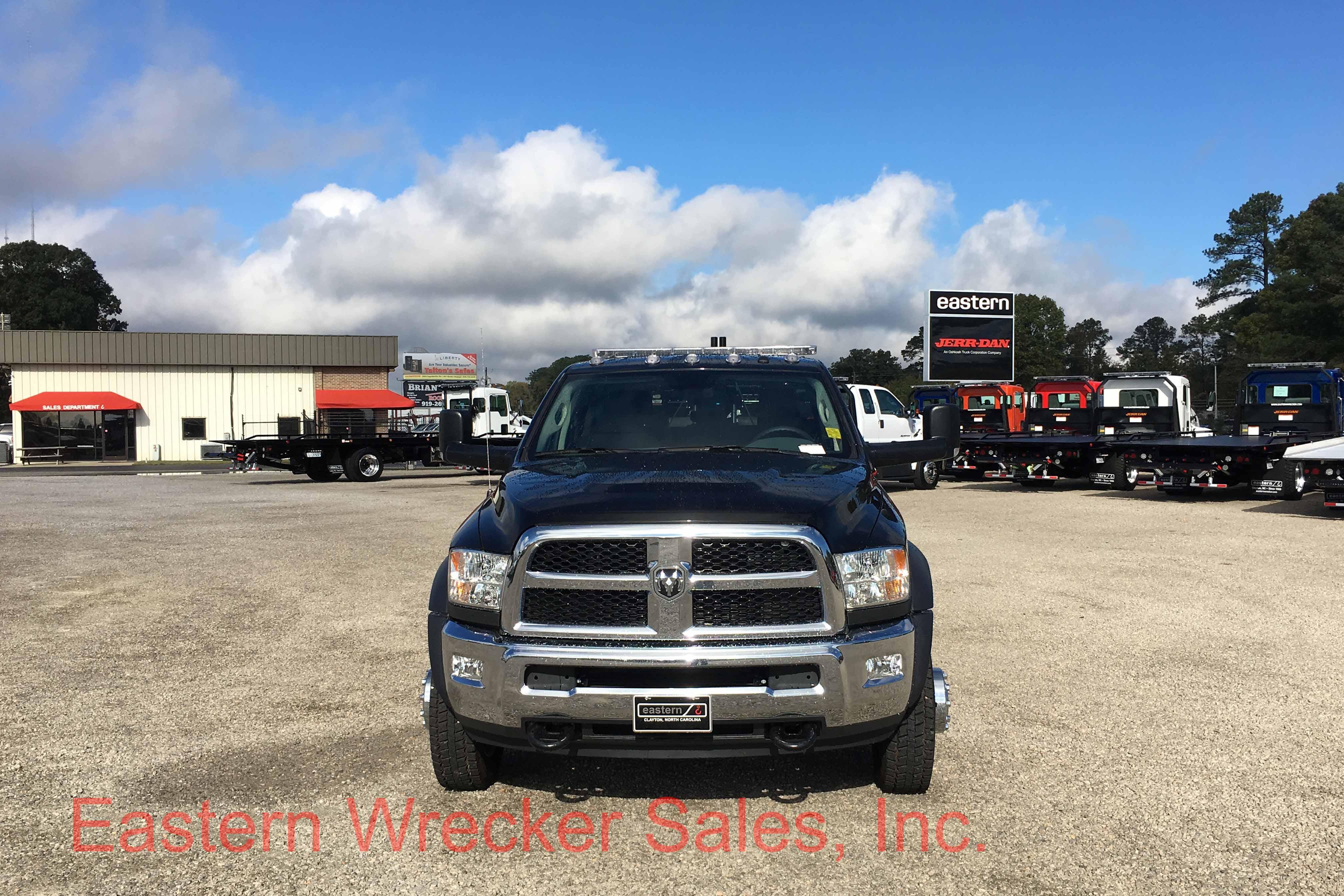 D1395 Front Dodge 5500 Tow Truck For Sale Jerr Dan Mpl40