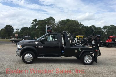 2017 Dodge 4500 Tow Truck For Sale - Jerr Dan Wrecker, Self Loader - Towing, Recover, MPL
