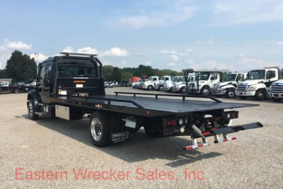 2018 Freightliner M2 Extended Cab with a Jerr Dan Car Carrier Tow Truck
