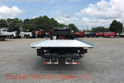 2017 Ford F550 4x4 Extended Cab Lariat Jerr Dan Tow Truck - Flatbed / Car Carrier