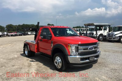 2017 Ford F450 Jerr Dan Tow Truck for Sale - Wrecker, Towing, Recovery.