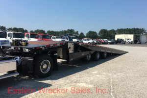 Landoll 455 53' Equipment Trailer - Towing & Transport.