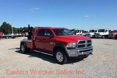 2017 Dodge 5500 Quad Cab Jerr Dan MPL 40 Tow Truck Wrecker - Towing and Recovery