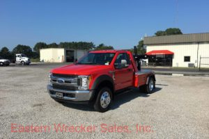 2017 Ford F450 with a Jerr Dan MPL NG Wrecker Tow Truck