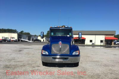 2018 Kenworth T270 with a Jerr Dan Car Carrier Tow Truck For Sale - Towing, Recovery, Flatbed.