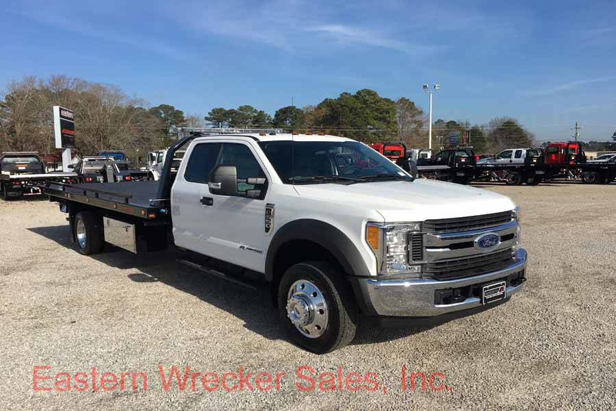 F0837_2017_Ford_F550_Tow_Truck_For_Sale_Jerr_Dan_Carrier_Rollback_Flatbed3 | Eastern Wrecker