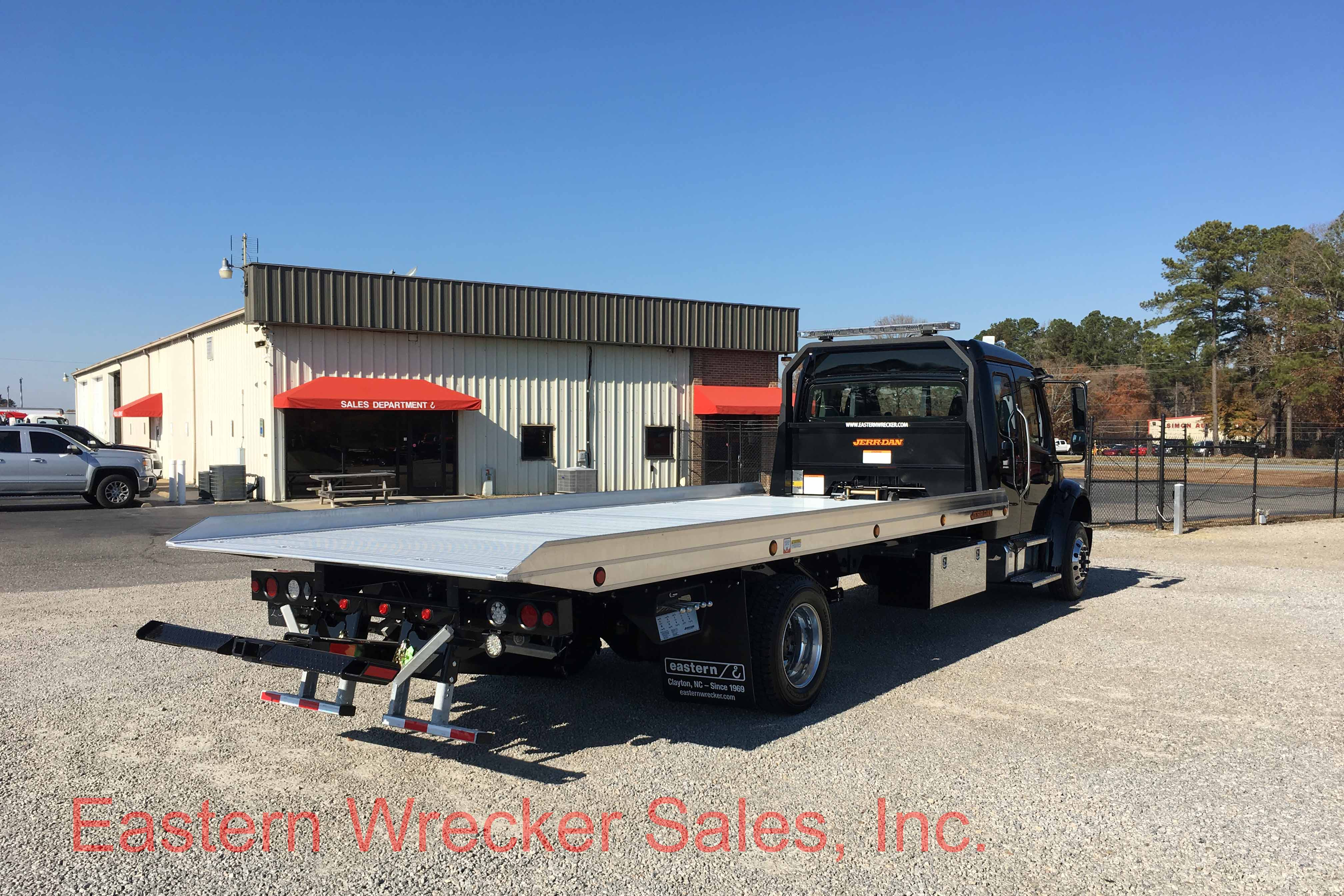 Car Carrier For Sale >> 2018 Freightliner M2 Extended Cab With A Jerr Dan 21 Aluminum