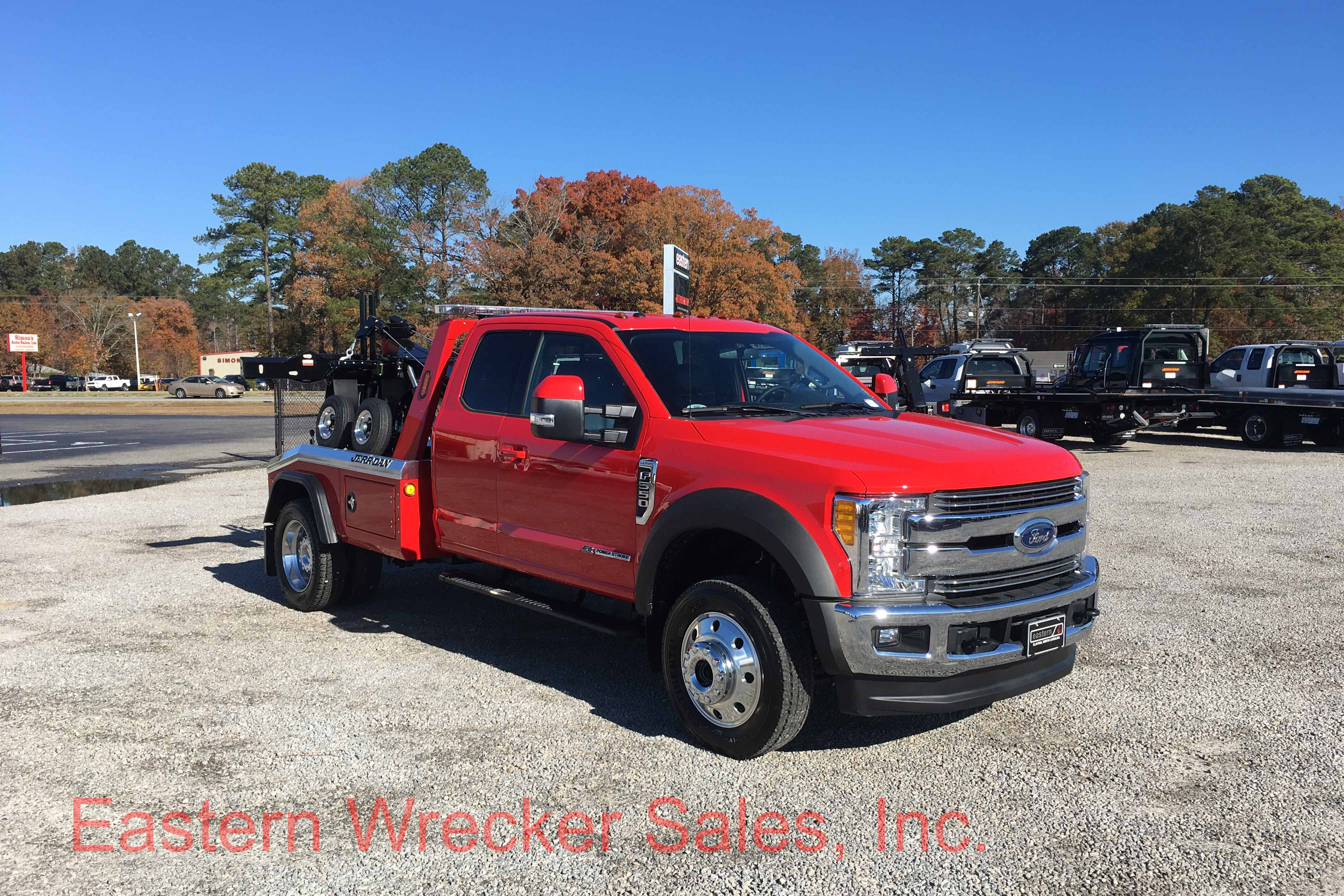 F_front_ps__ford_f_lariat_tow_truck_for_sale_jerr_dan_mpl_wrecker  Ford Fx Tow Truck For Sale Jerr Dan Mpl  Wrecker