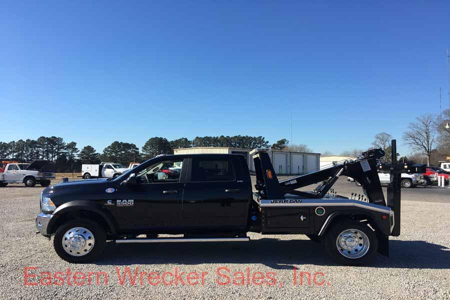 International Crew Cab For Sale >> 2018 Dodge 5500 Crew Cab 4x4 with Jerr-Dan MPL40 Twin Line Self Loading Wrecker | Jerr-Dan ...
