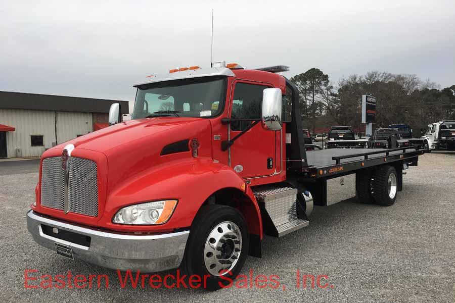 K8161 2018 Kewnorth T270 Tow Truck For Sale Jerr Dan Car
