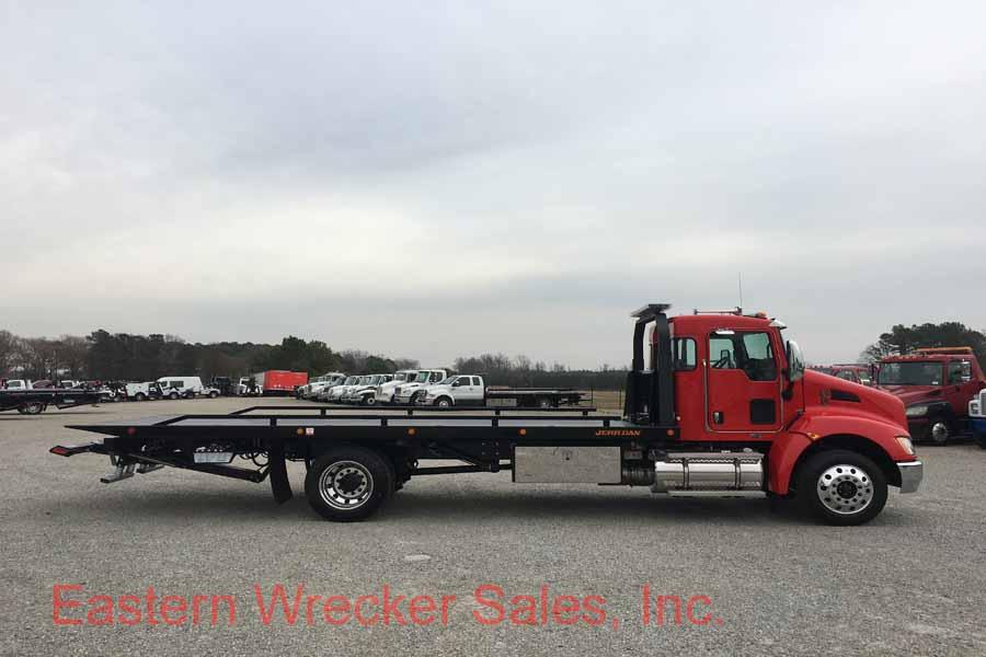 K8161_2018_Kewnorth_T270_Tow_Truck_For_Sale_Jerr_Dan_Car_Carrier_Flatbed_Rollback_Wrecker15