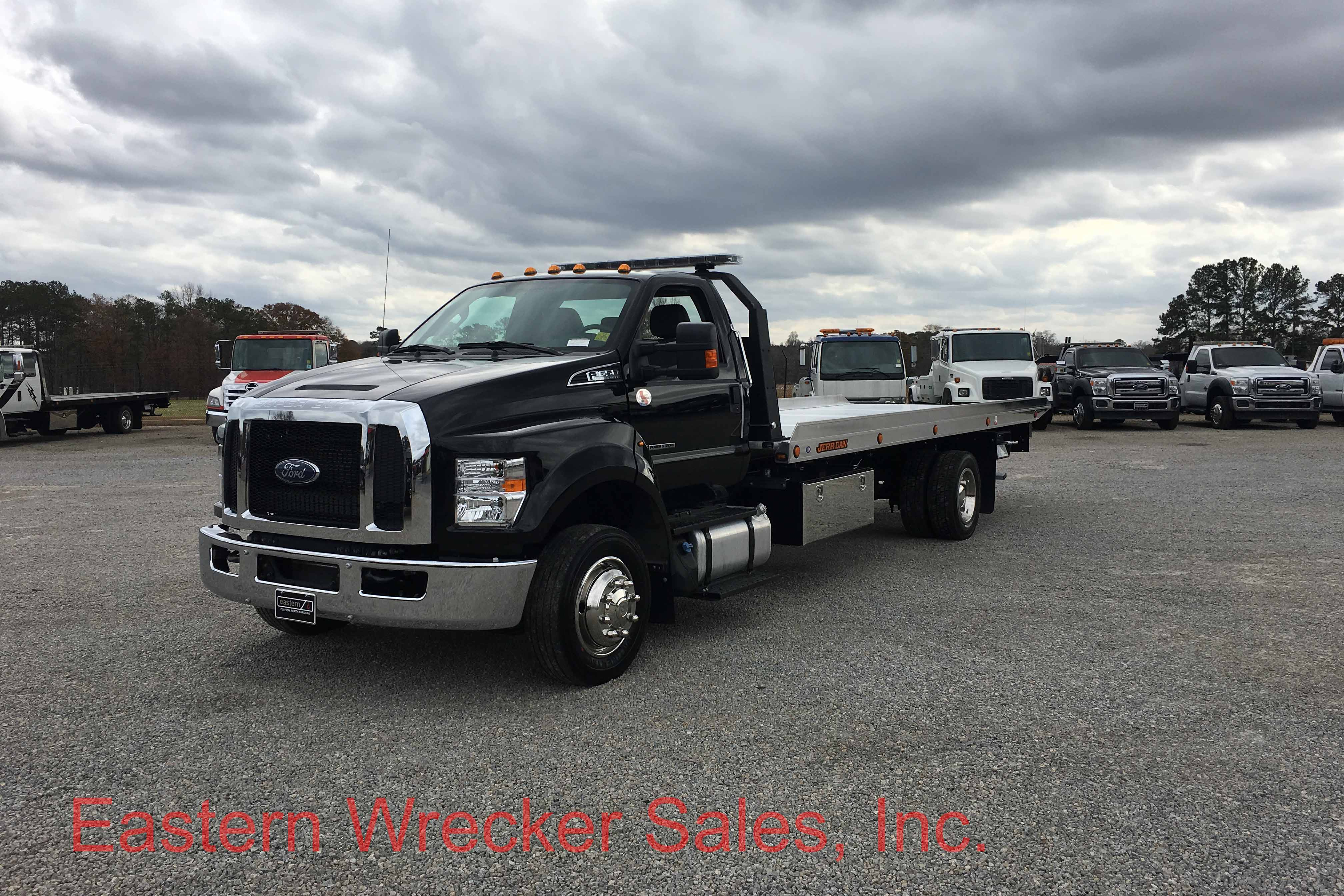 F Frontds on Used Extended Cab Rollback Wreckers Sale