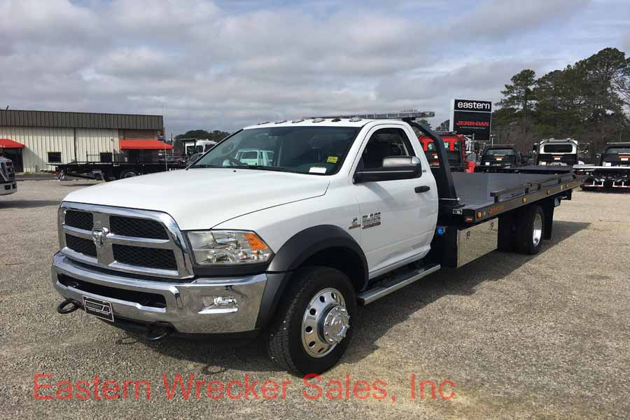 Dodge 5500 >> 2018 Dodge 5500 4x4 With Jerr Dan 20 Steel 6 Ton Low
