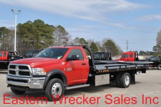 2017 Dodge 5500 with 20' Jerr-Dan Carrier, Stock #D2905