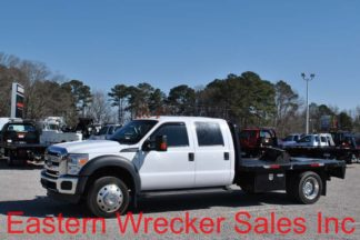 2014 Ford F550 Crew Cab with Fifth Wheel, Stock #U2256