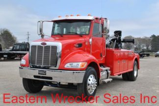 2018 Peterbilt 337 with Jerr-Dan 16-ton Wrecker, Stock #P6386