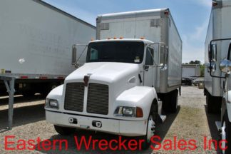 2004 Kenworth T300 with Box, Stock #U0171