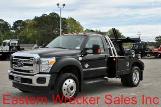 2015 Ford F450 with Vulcan 812 Self Loading Wheellift, Stock #U0959
