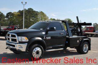 2017 Dodge 4500 with Jerr-Dan MPL-NGS Self Loading Wheellift Wrecker, Stock #U2437