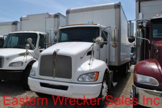 2010 Kenworth T370 with 24' Morgan Box, Stock #U3015