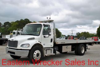 2012 Freightliner with 21ft Jerr-Dan NGAF aluminum carrier, Stock #U3236