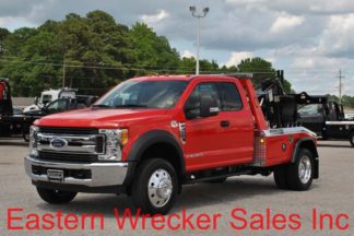 2017 Ford F550 XLT Extended Cab with Jerr-Dan MPL40 Twin Line Wrecker, Stock #F2094