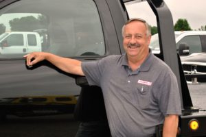 Mack Vester - Salesperson