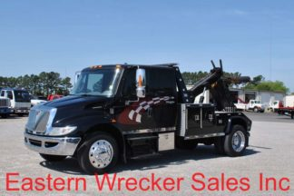 2006 International 4300, DT466, Allison automatic, with Century EB4T 12-ton Integrated Wrecker, Stock #U8341