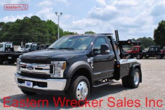 2018 Ford F450 XLT with Jerr-Dan MPL-NG, Stock #F0806
